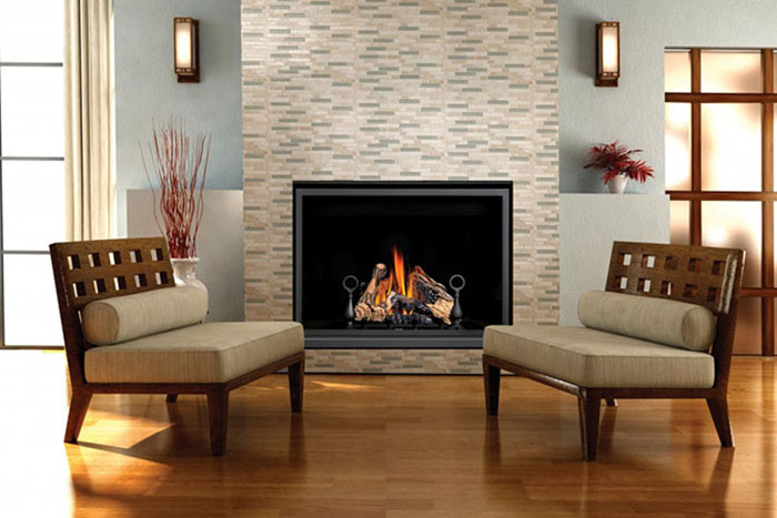 Heating & Cooling - Fireplaces