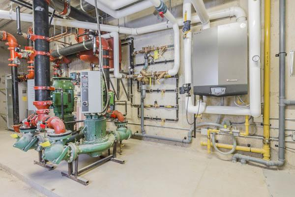 Heating & Cooling - Gas & Propane Heating
