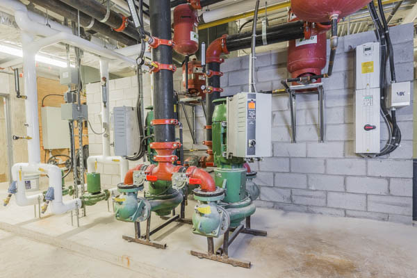 Heating & Cooling - Geothermal Heating & Cooling