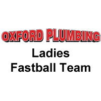 Oxford Plumbing Sponsor of Oxford Plumbing Ladies Fastball Team